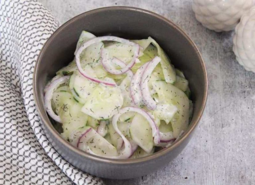 Creamy-Cucumber-Salad-WW-Weight-Watchers-Freestyle-Healthy-Recipes-2