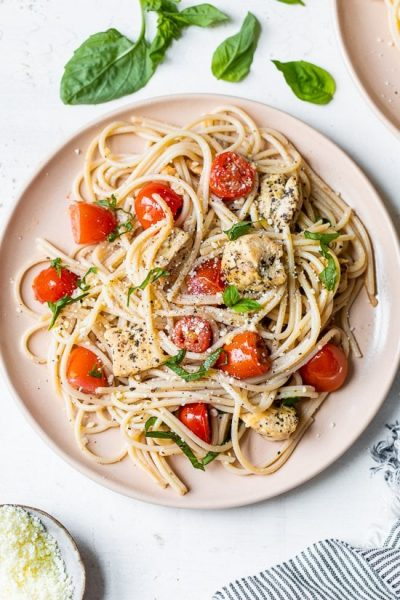 Spaghetti-with-Sauteed-Chicken-and-Grape-Tomatoes-6