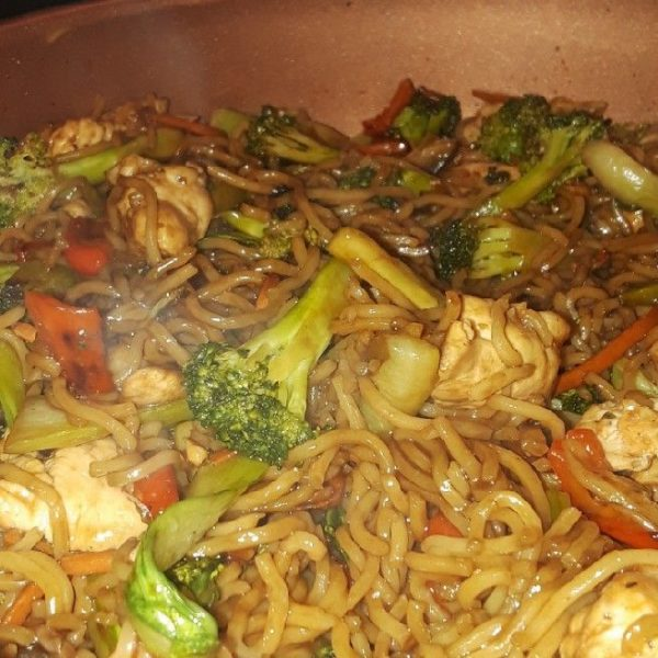 Stir-Fry-Chicken-Veggie